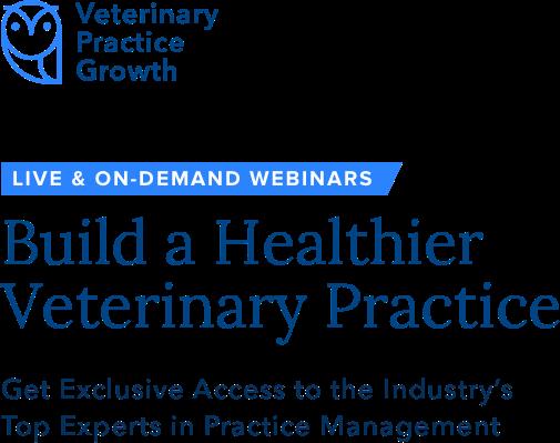 Veterinary Practice Growth – Hero